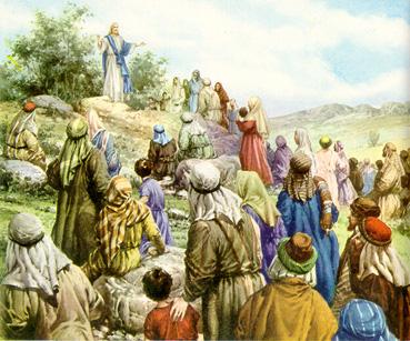 Jesús de Nazaret. Sermón en la montaña